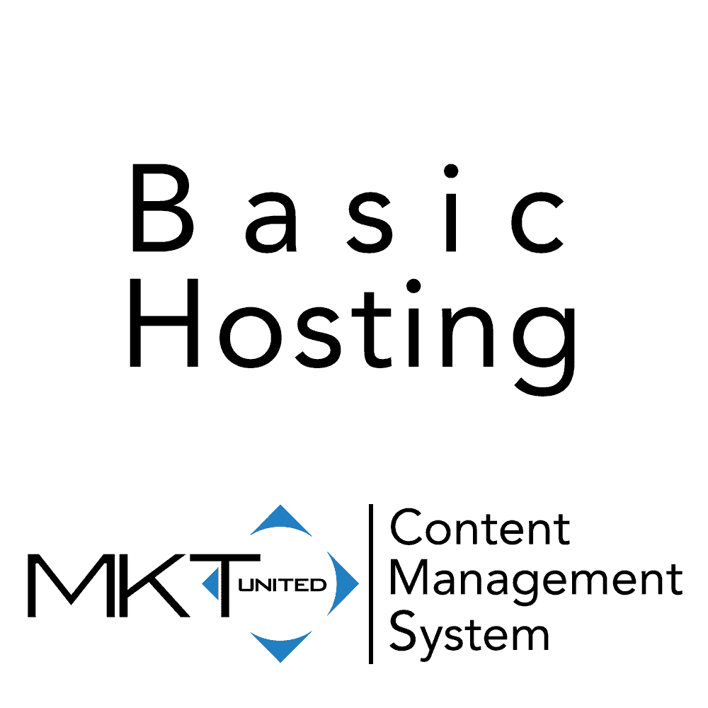 MKTunited-CMS-basic-hosting